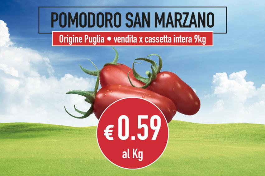 Pomodoro san Marzano